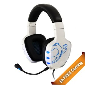 Ozone Ακουστικά Rage 7HX 7.1 άσπρα
